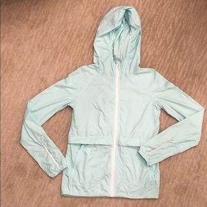 Ivivva Pactive Jacket Girls Sz 12